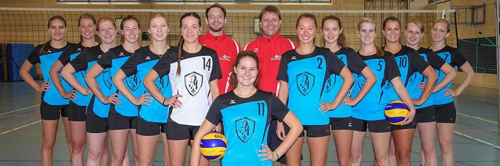 TSV 04 Feucht - Volleyball 15/16 Bayernliga