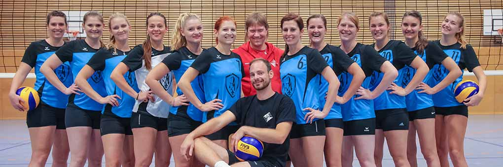 Volleyball Frauen Landesliga Saison 2017 / 2018