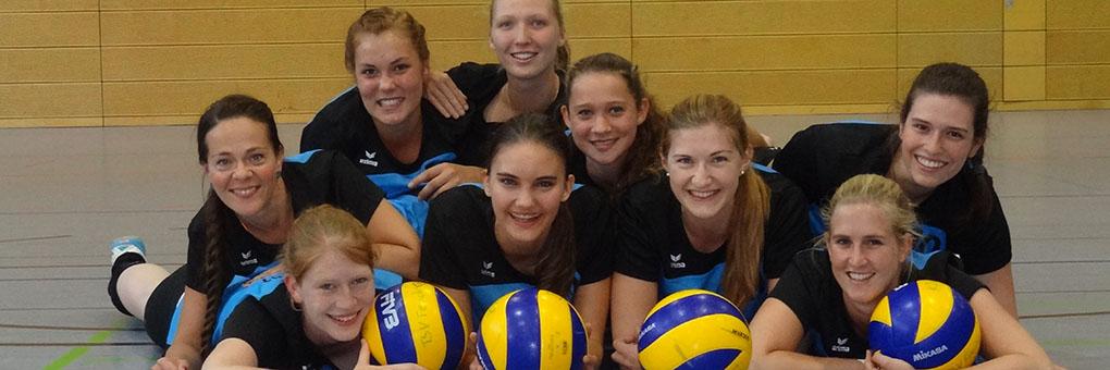 """Volleyball 2016/2017 """"Die Erste"""""""
